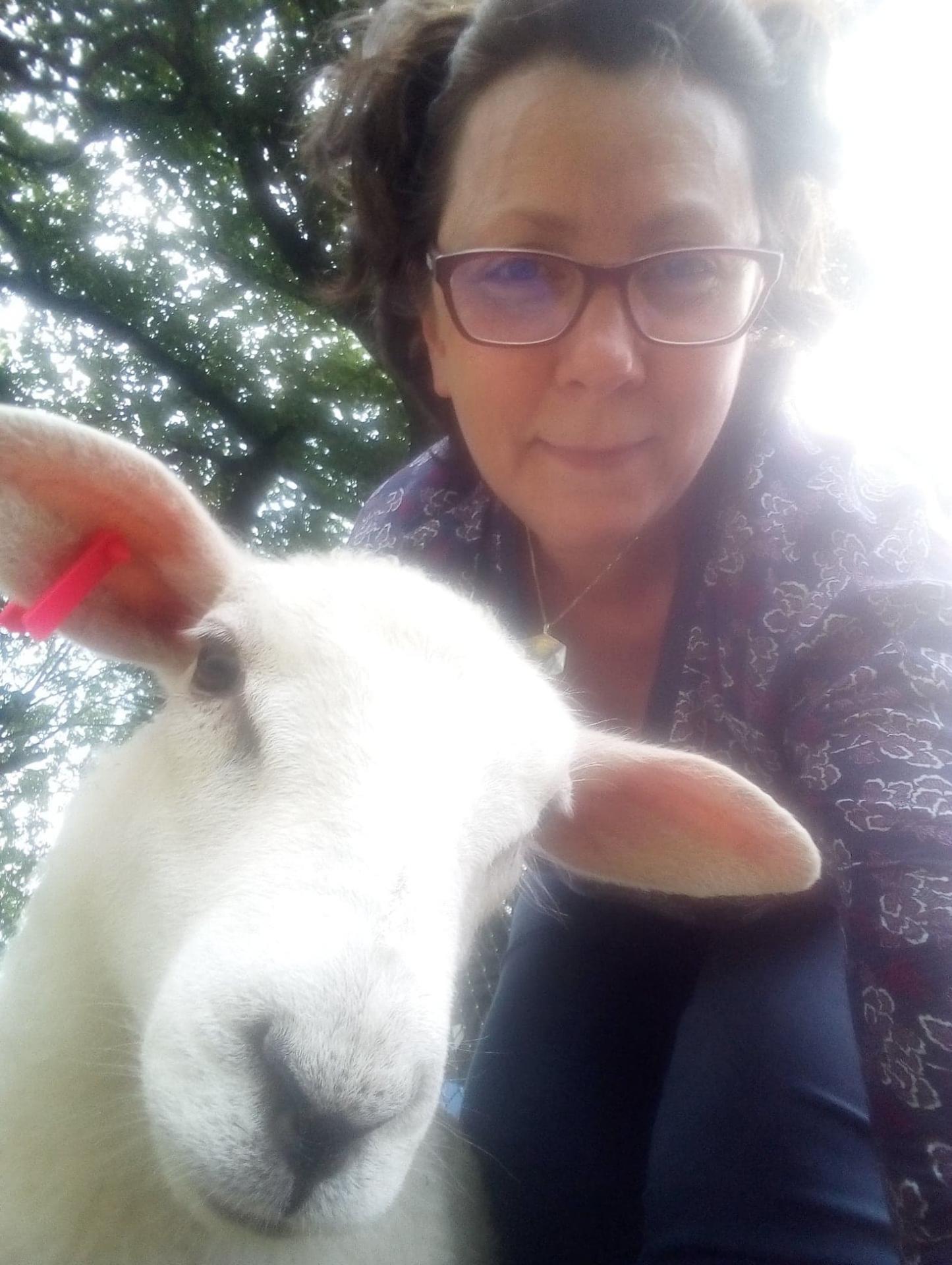 Bb mouton et moi